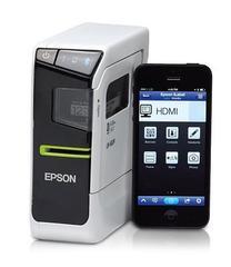 Epson LabelWorks - принтеры для этикеток