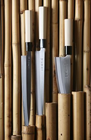 Японские ножи Fujiwara Kitchen