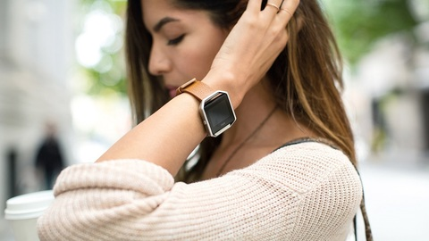 Обзор Fitbit Blaze™ Smart Fitness Watch