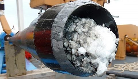 Добились своего. Японская JOGMEC получила 1-ю партию природного газа из гидратов метана