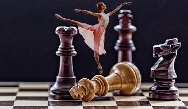 Ваш выбор - шахматы Балет, воплощение грациозности и стиля