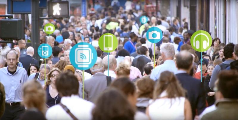 Cota – уникальная беспроводная зарядка для мобильных устройств
