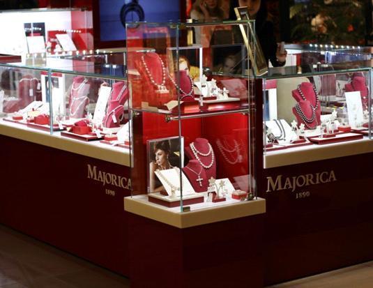 Подарки от Majorica СПб