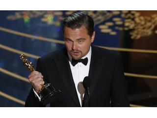 Поздравляем Леонардо Ди Каприо