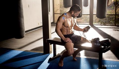 Какие программы миостимуляции использует боец MMA Чад Мендес