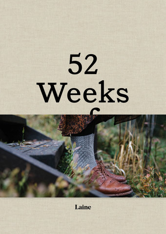 Laine 52 Weeks of Socks
