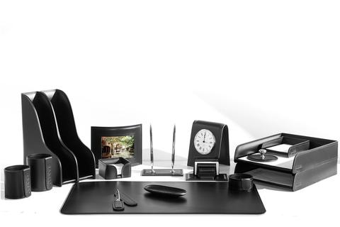 На что обращать внимание при выборе офисного набора для руководителя?