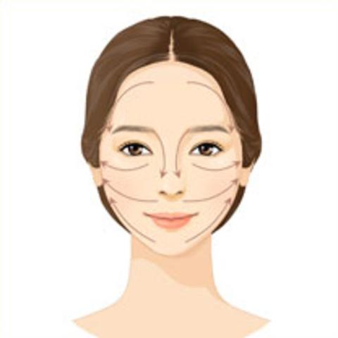 Как нужно правильно наносить крем на лицо