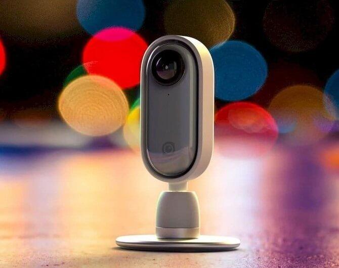 INSTA360 GO – компактная экшн-камера со стабилизатором и панорамным обзором