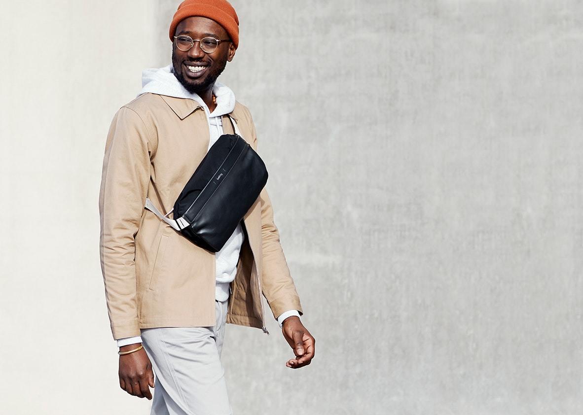 Как выбрать оптимальную слинг-сумку?