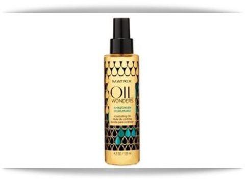 Фотообзор на масло для волос Matrix Oil Wonders Amazonian Murumuru