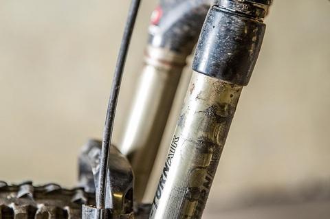 Ремонт велосипеда: Как ухаживать за вилкой