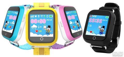 Детские умные часы Q100 - ребенок всегда на связи.