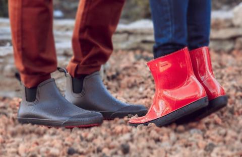 Какую обувь носить осенью?