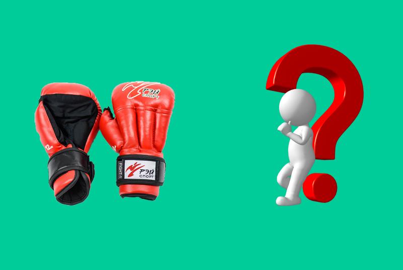 Выбираем лучшие перчатки для рукопашного боя