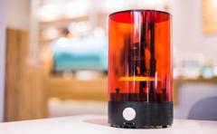 SparkMaker недорогой LCD фотополимерный 3D-принтер