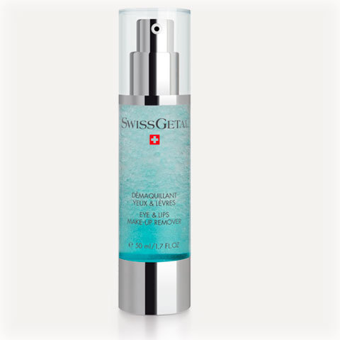 Крем для удаления макияжа с глаз и губ SwissGetal (ref. 5000)