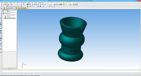 КОМПАС-3D Home для чайников. Основы 3D-проектирования. Часть 2.