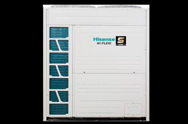 Hisense готовит производство серии мультизональных систем кондиционирования Hisense S HEAT RECOVERY