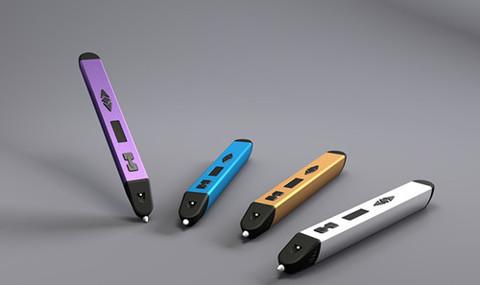Новая 3D ручка от Funtastique RP800A - как 3Doodler 2.0 и только лучше.
