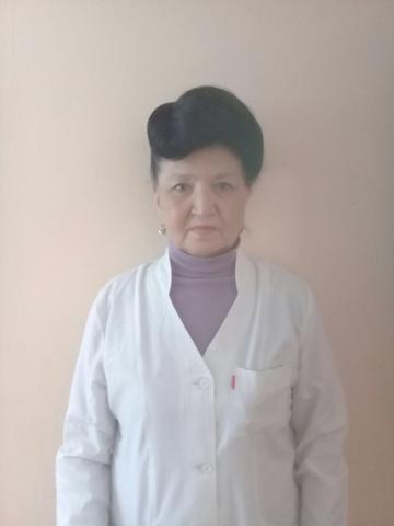Миралиева Аширбуби Балтабаевна
