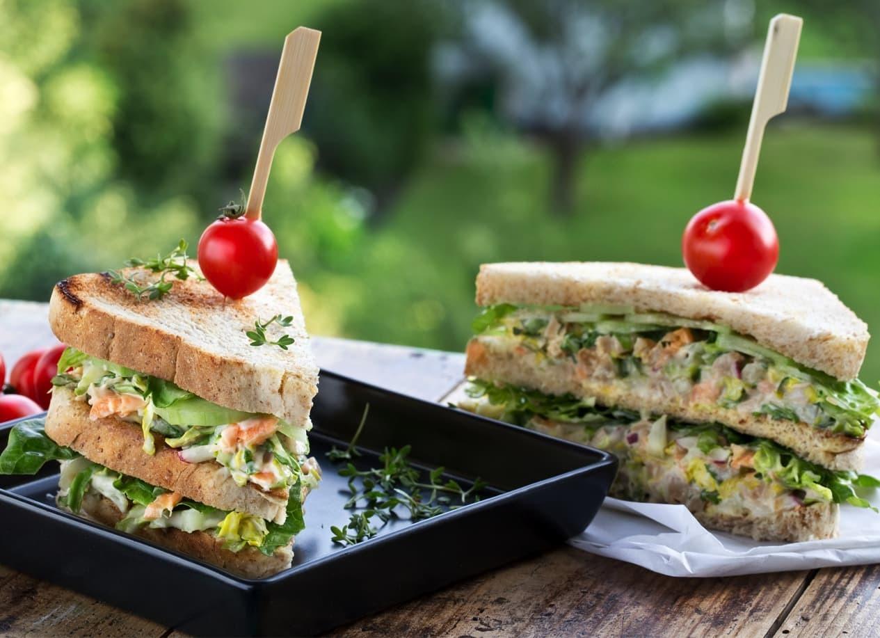 10 вариантов веганских бутербродов