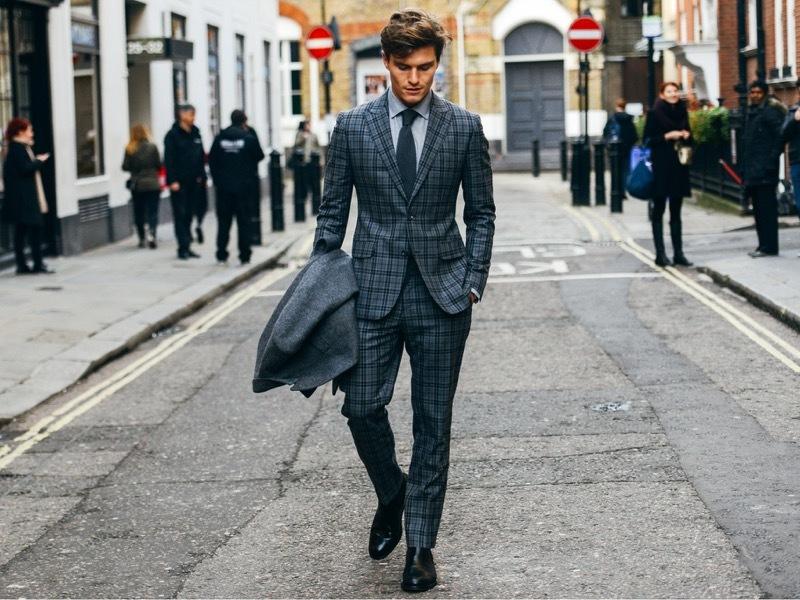 Базовые правила выбора мужского костюма