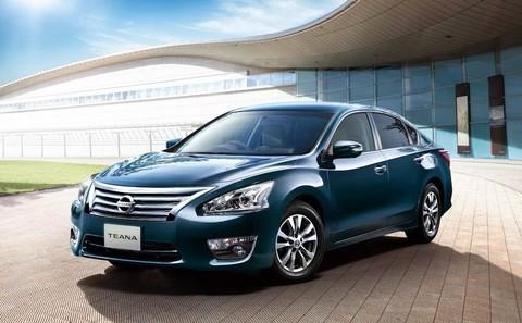 Повышаем комфортность Nissan Teana