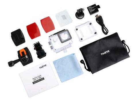 Экшн-камера: краткий обзор необходимых аксессуаров