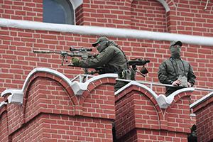 «Кремлевская винтовка» - символ точности