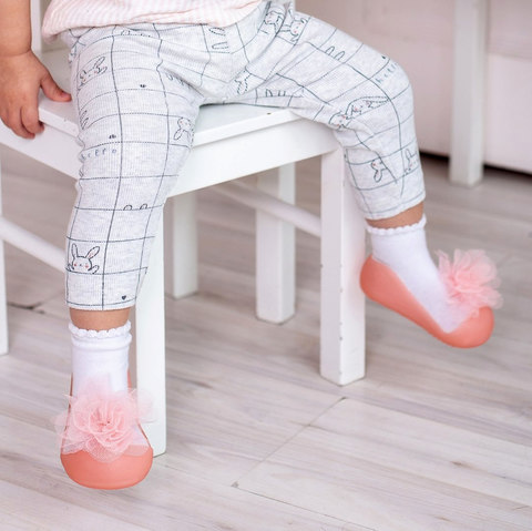Как выбрать детскую обувь для дома?