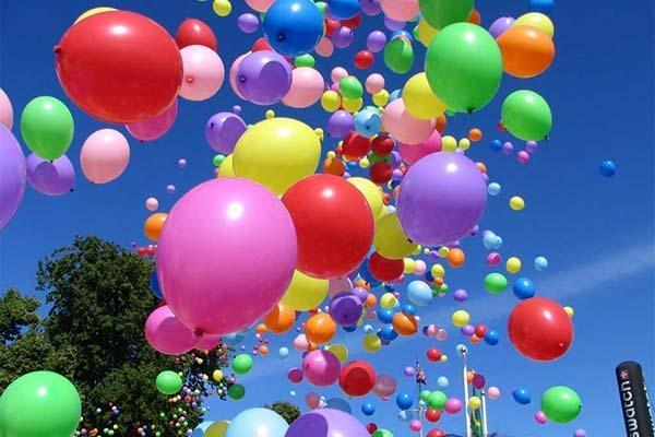 Воздушные шары-лучший подарок!