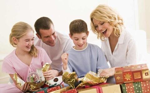 Подарки для всей семьи!