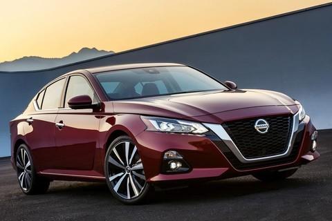 Модернизируем подвеску Nissan Teana