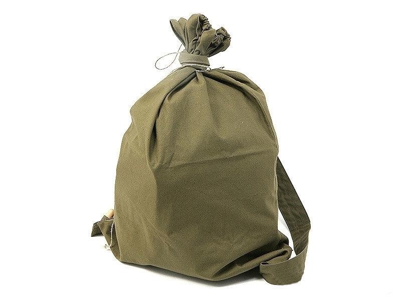 От солдатского вещмешка до военного рюкзака