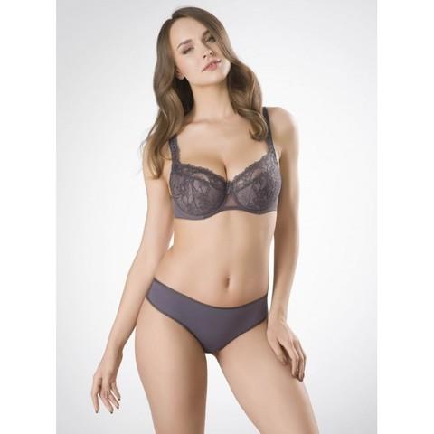 Осенняя новинка от фирмы Sermija - Honey lingerie H37-17-L Кружевной бюстгальтер балконет