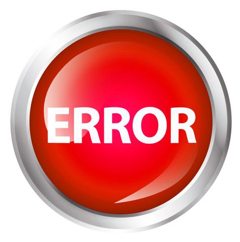 Коды ошибок техники