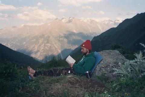 В горах — кайф!