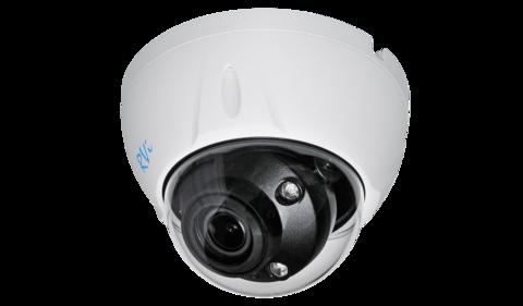 Новая интеллектуальная IP-камера видеонаблюдения с моторизированным объективом RVi-IPC32VM4 V.2