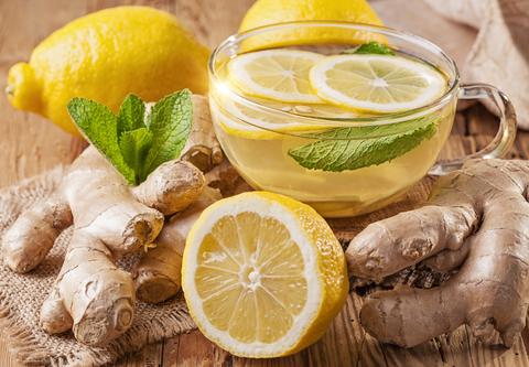Имбирь – чай для похудения