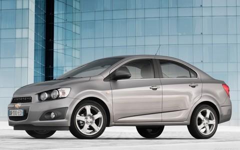 Повышаем грузоподъемность Chevrolet Aveo