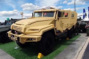 «ВПК-Урал» представлен на форуме «Армия-2019»