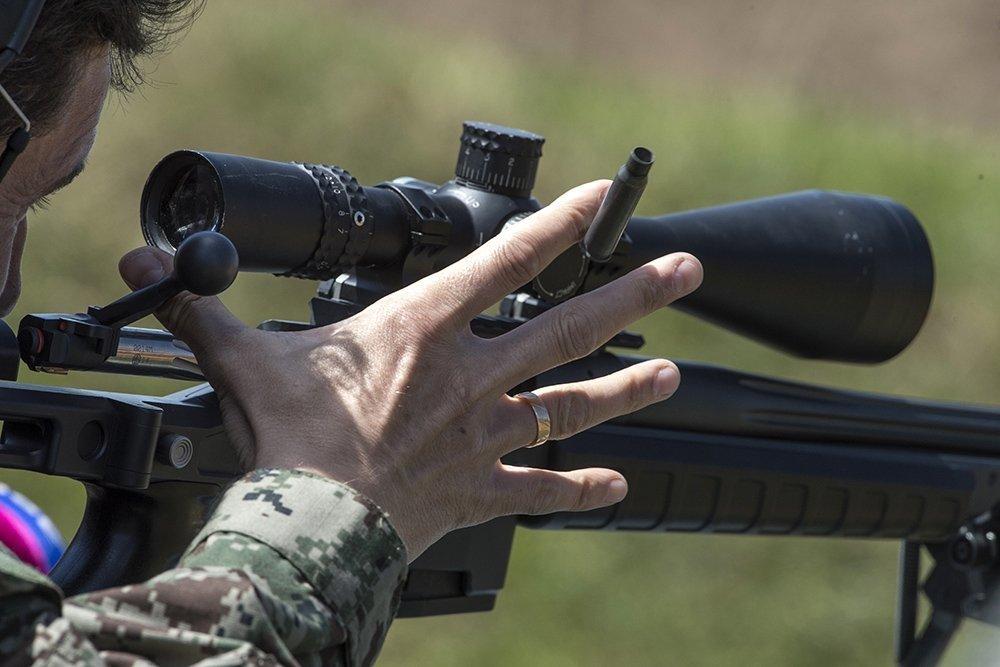 Снайперы получат винтовку