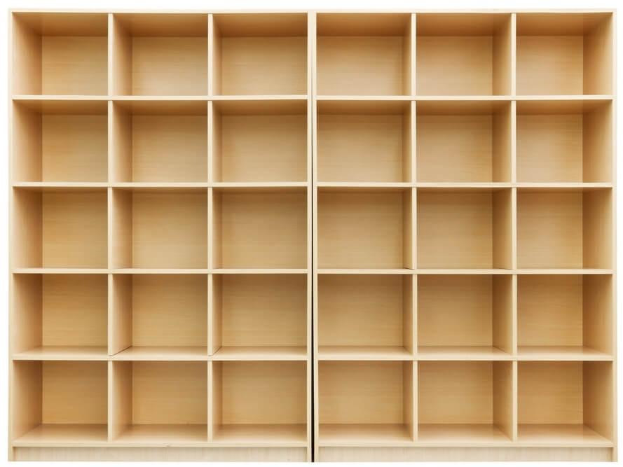 Полки из мебельного щита