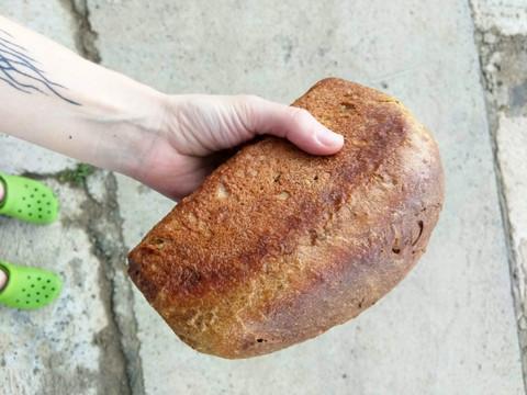 Пекарня, у которой много проблем