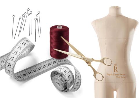 Портновский набор: что нужно для шитья начинающему