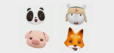 MiMojis от Xiaomi в твоем смартфоне, аналог Animojis