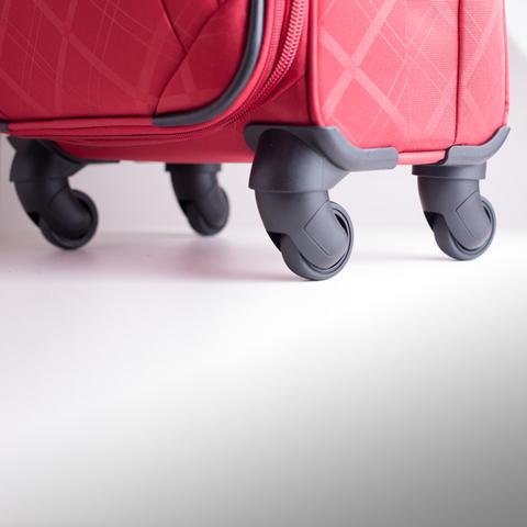 Лучшие дорожные чемоданы на колесах
