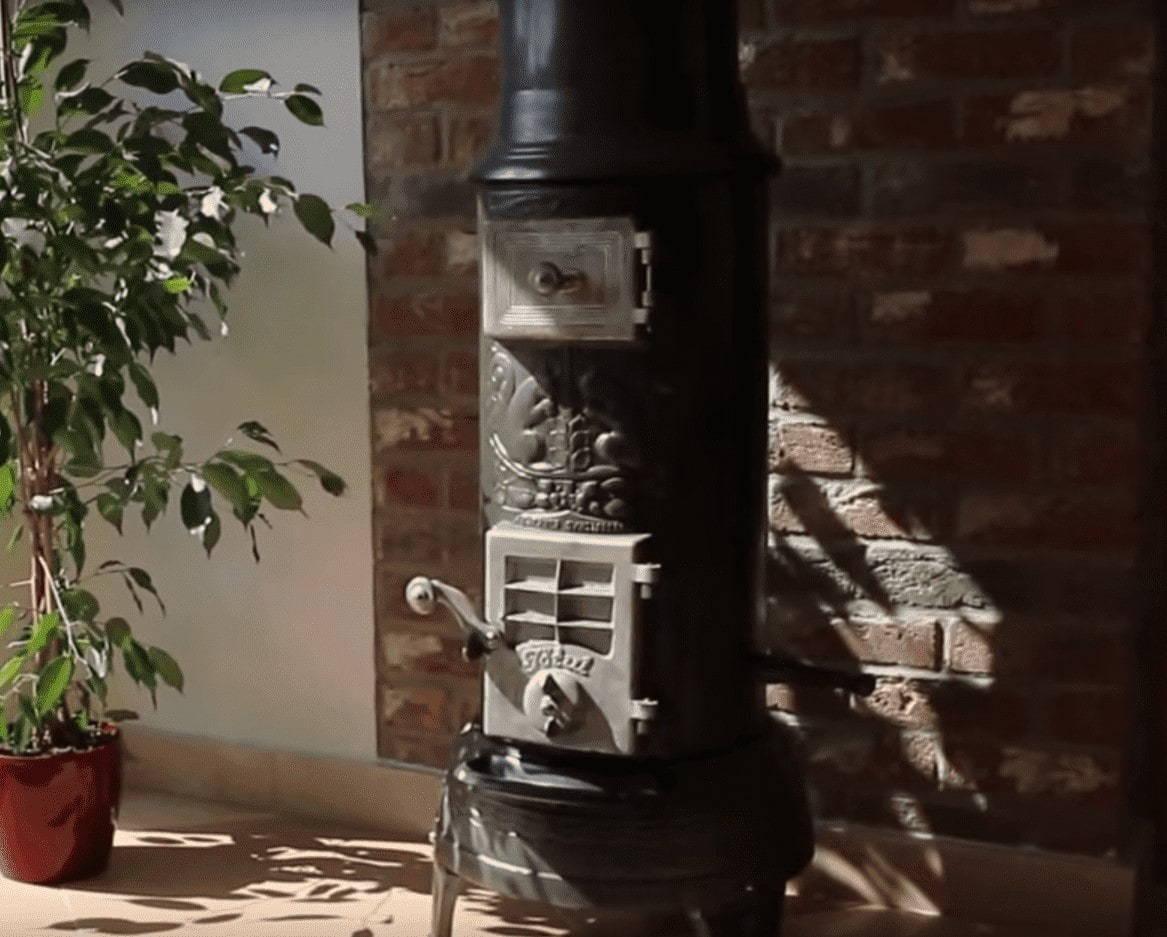 Печь-буржуйка для дома и дачи: конструкции и применение