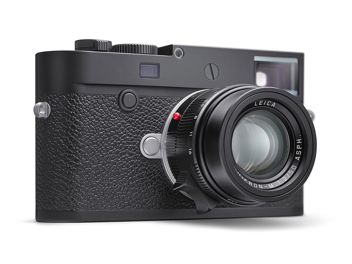 Leica M10-P без красной точки